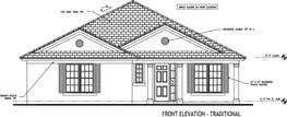 Traditional Elevation Option