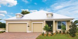 Traditional Elevation with Metal Roof - Standard