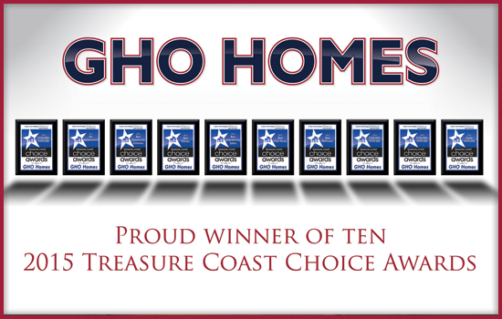 Treasure Coast Choice Award Winner